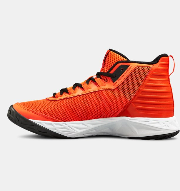 Boys Grade School UA Jet 2018 Basketball Shoes