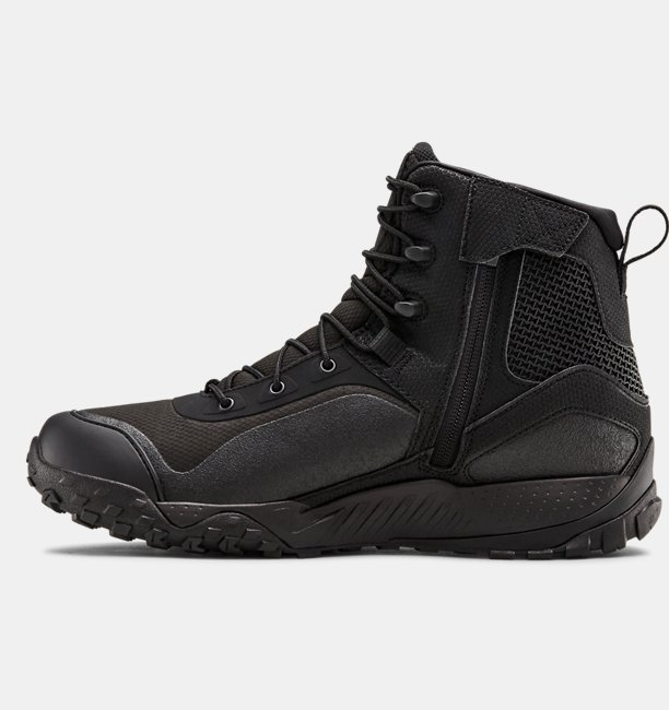 Mens UA Valsetz RTS 1.5 Side-Zip Tactical Boots