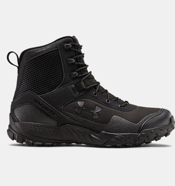 Mens UA Valsetz RTS 1.5 Side Zip Tactical Boots