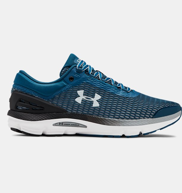 Mens UA Charged Intake 3 Running Shoes