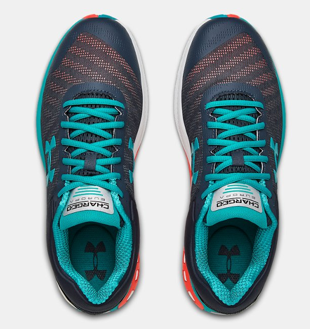 Mens UA Charged Europa 2 Running Shoes