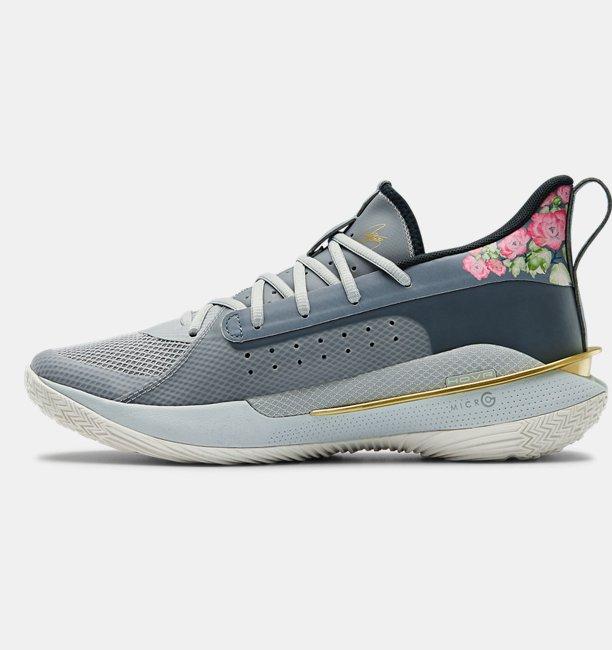 Adult UA Curry 7 Basketball Shoes