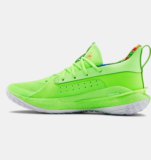 Herren Basketballschuhe UA Curry 7