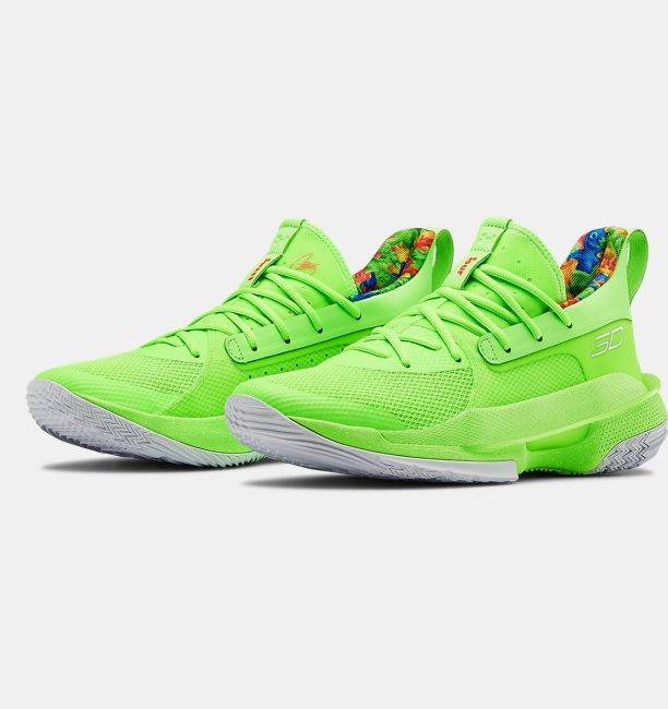 Basketbalschoenen UA Curry 7