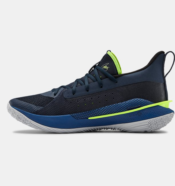 Men's UA Curry 7 Basketball Shoes