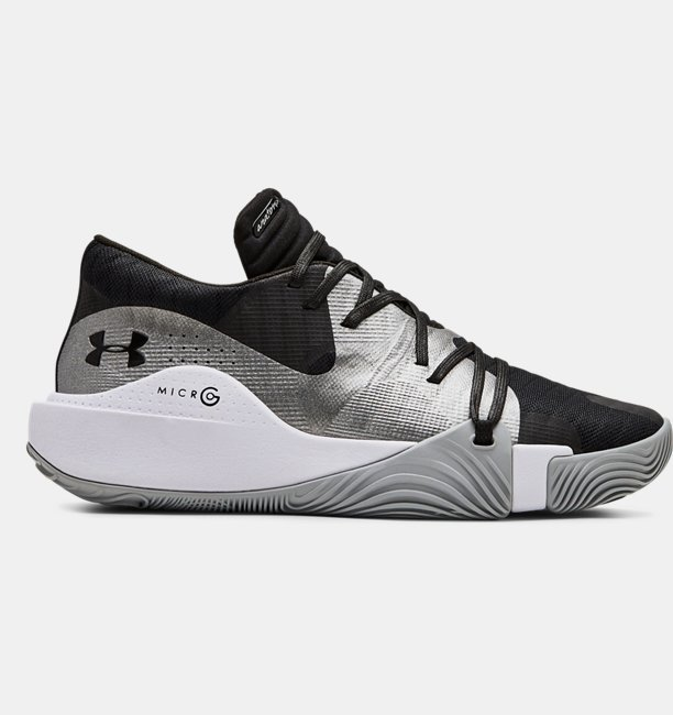 Men's UA Anatomix Spawn Low Basketball Shoes