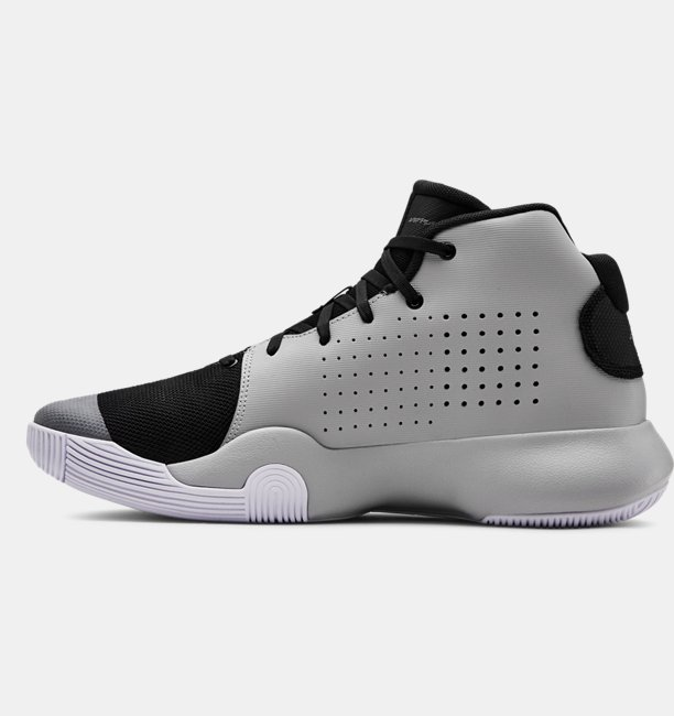 Mens UA Anomaly Basketball Shoes