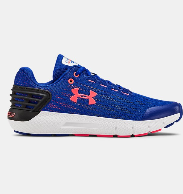 Boys' Grade School UA Charged Rogue Running Shoes