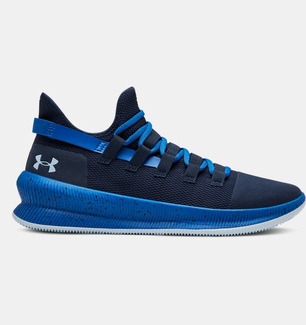 Men's UA M-TAG Low Basketball Shoes