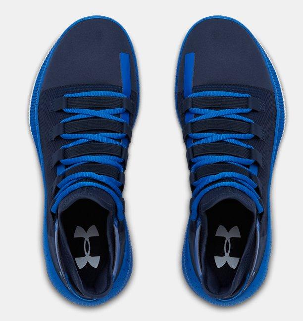 Mens UA M-TAG Low Basketball Shoes