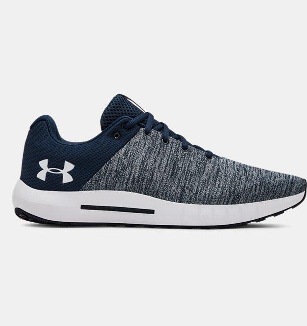 Mens UA Micro G® Pursuit Twist Running Shoes
