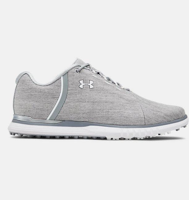 Womens UA Fade SL Sunbrella Golf Shoes