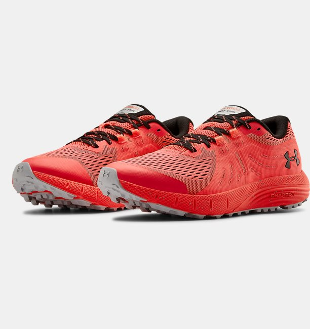 Mens UA Charged Bandit Trail Running Shoes