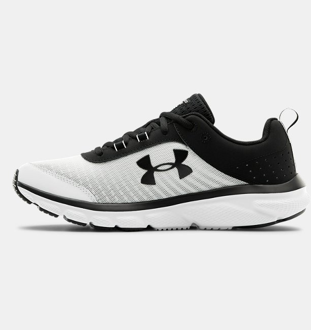Mens UA Charged Assert 8 Running Shoes