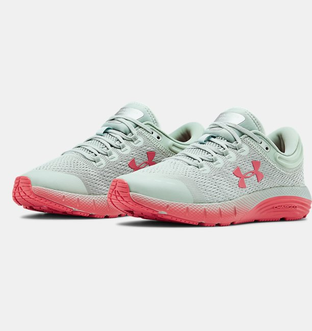 Womens UA Charged Bandit 5 Running Shoes