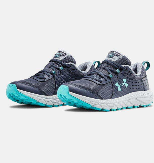 Womens UA Charged Toccoa 2 Running Shoes