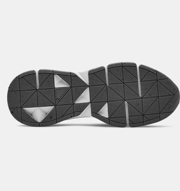 Unisex UA Forge 96 Leather Reflect Sportstyle Shoes