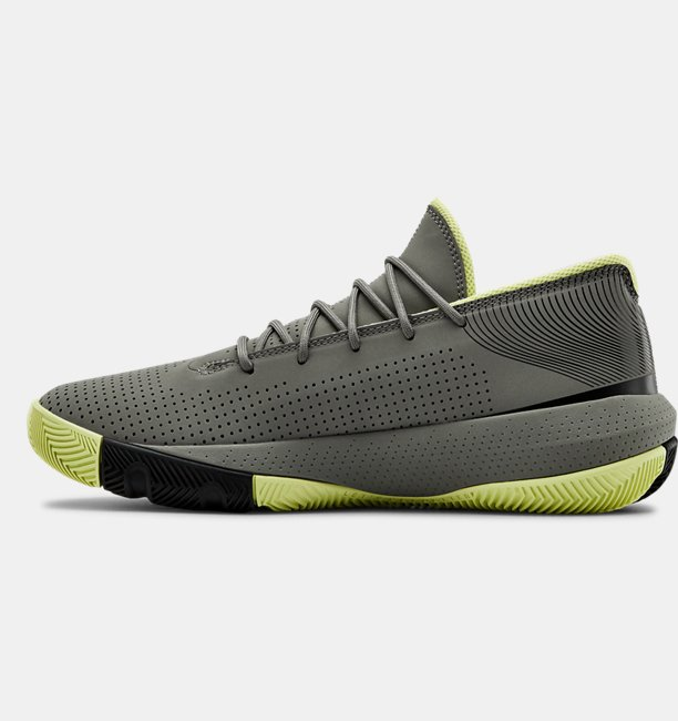 Mens UA SC 3ZER0 III Basketball Shoes