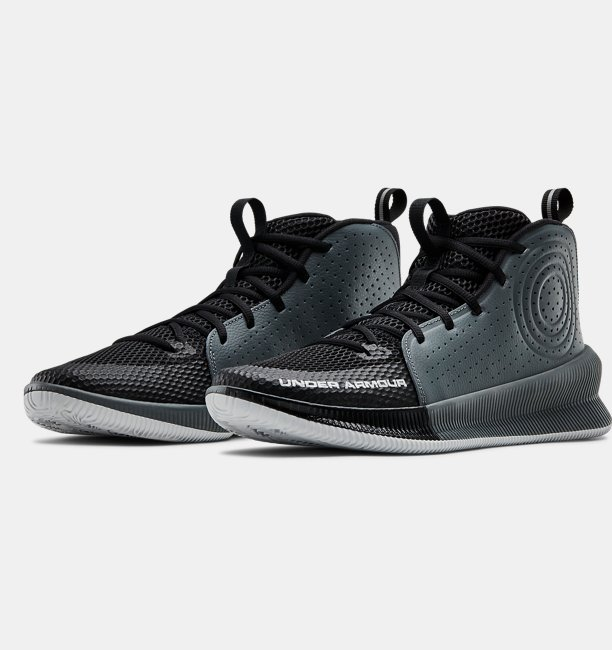 Tênis de Basquete Masculino Under Armour Jet