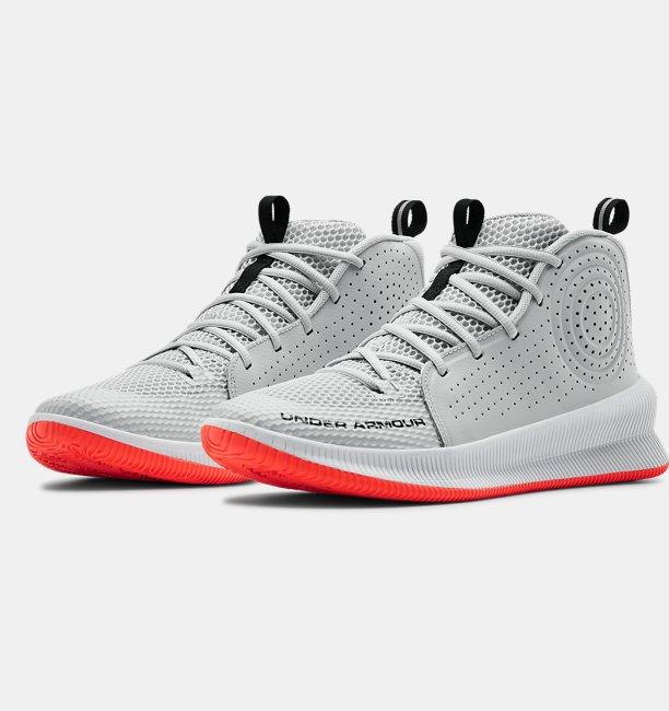 Mens UA Jet Basketball Shoes