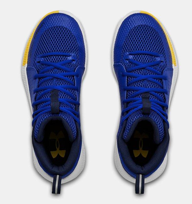 男士UA Jet籃球鞋