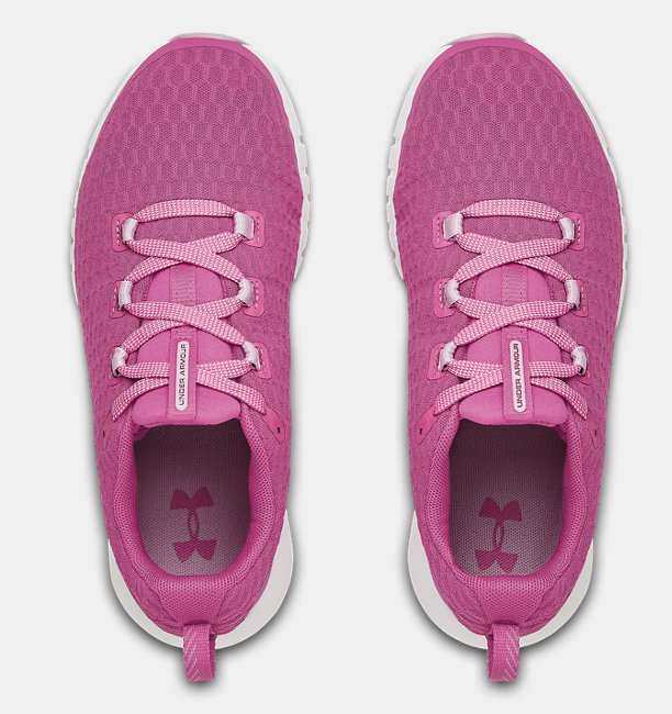 Grade School UA Suspend Shoes