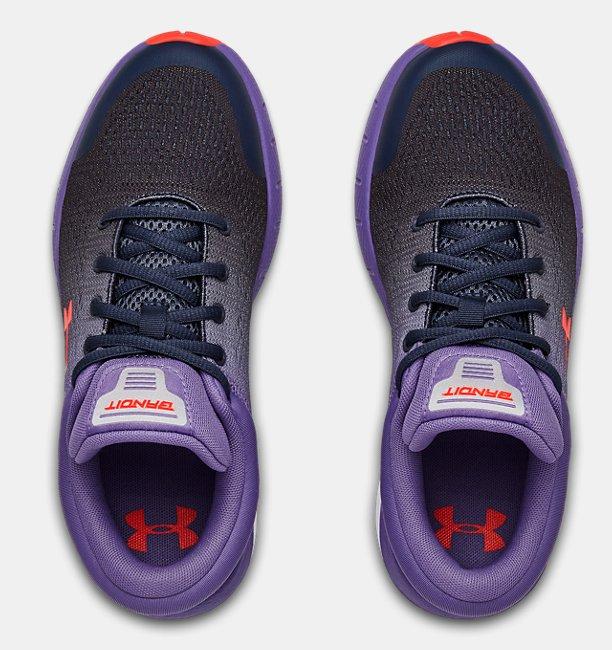 Grade School UA Bandit 5 Running Shoes