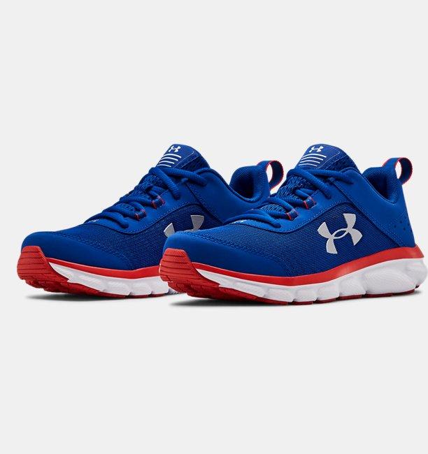 Primary School UA Assert 8 Running Shoes