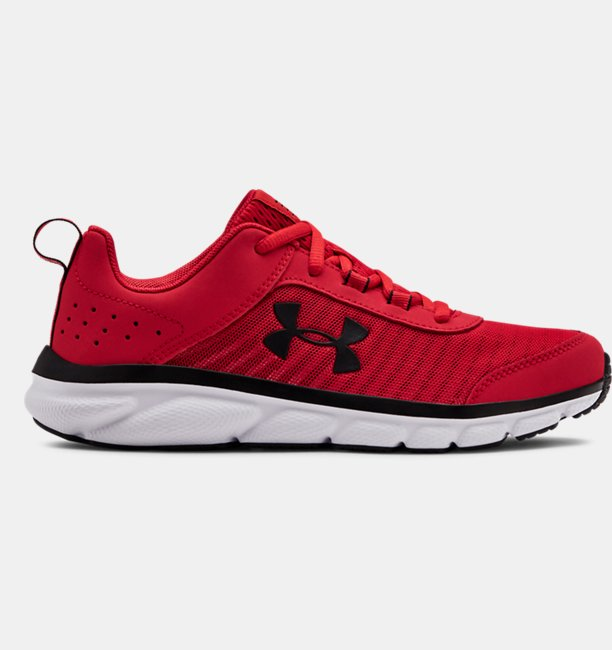 Grade School UA Assert 8 Running Shoes