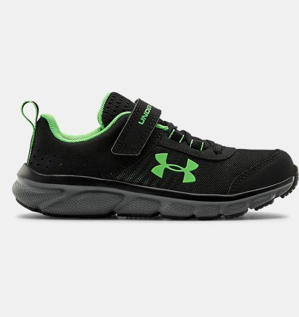 Pre-School UA Assert 8 AC Running Shoes Running Shoes