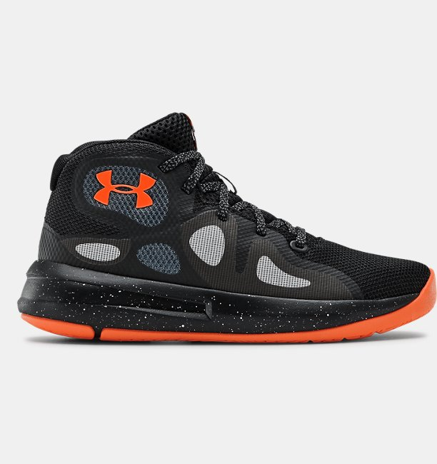 Grade School UA Torch 2019 Basketball Shoes