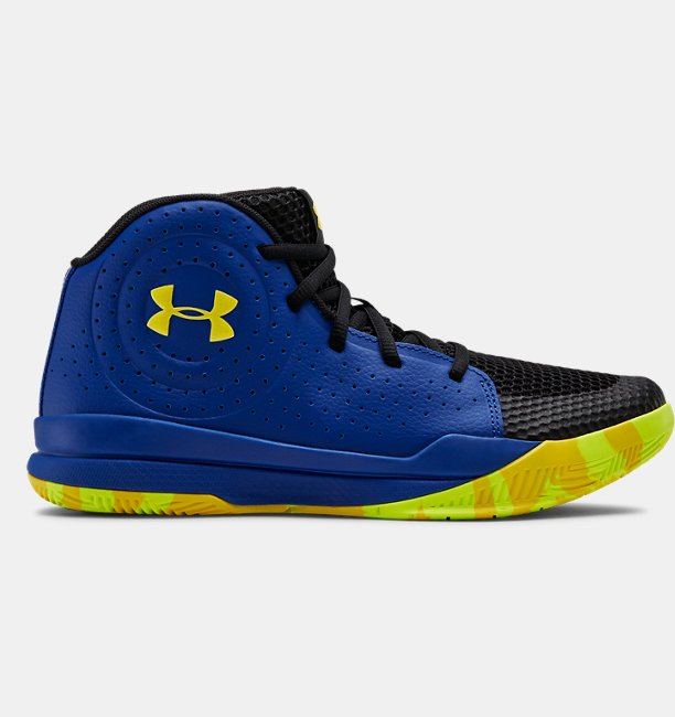 Primary School UA Jet 2019 Basketball Shoes