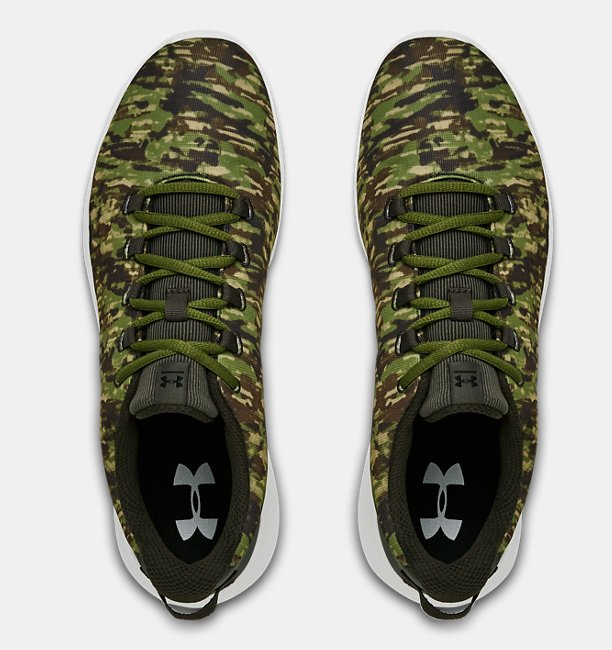 Mens UA Ripple Print Sportstyle Shoes