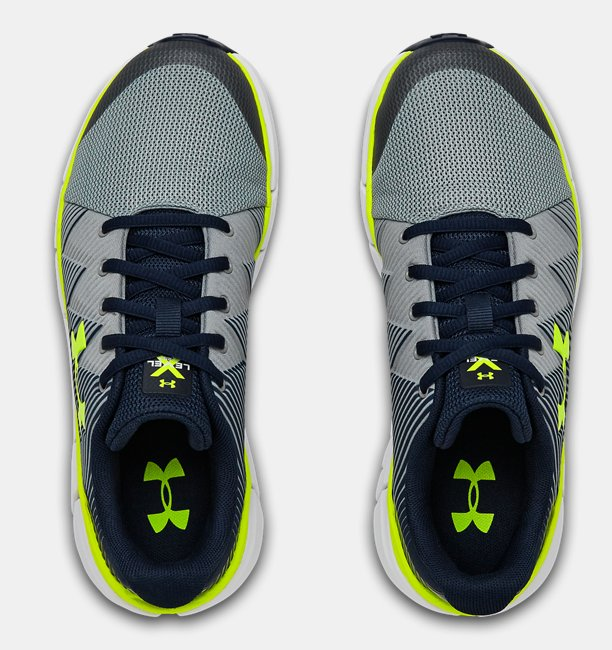 Boys Grade School UA X Level Scramjet 2 Running Shoes