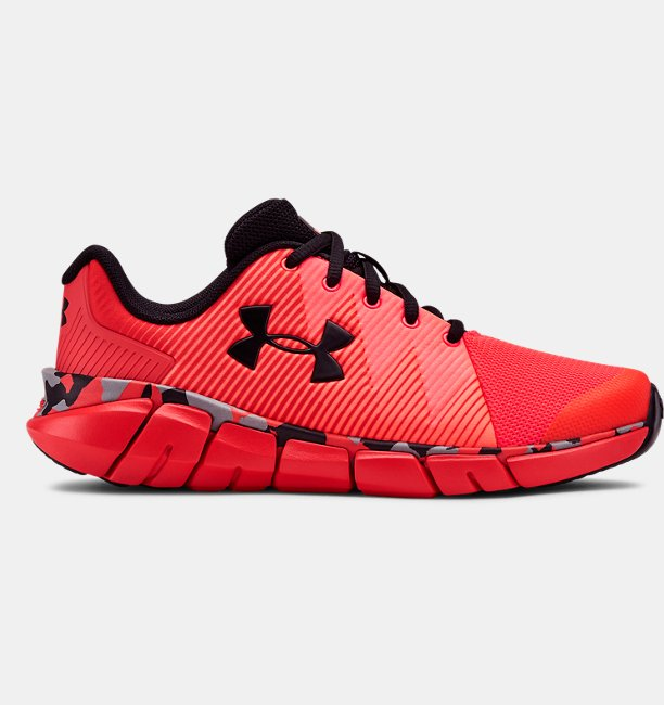 Boys' Grade School UA X Level Scramjet 2 Running Shoes