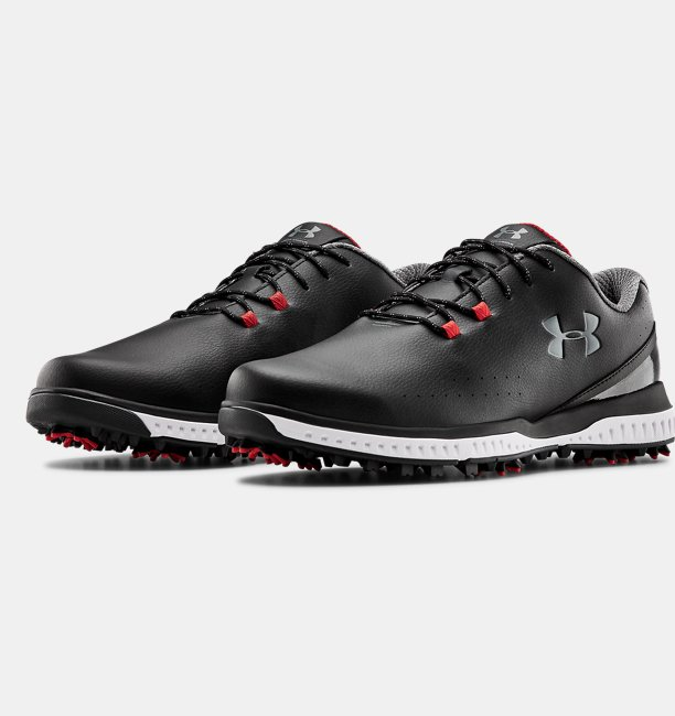 Mens UA Medal RST Wide E Golf Shoes