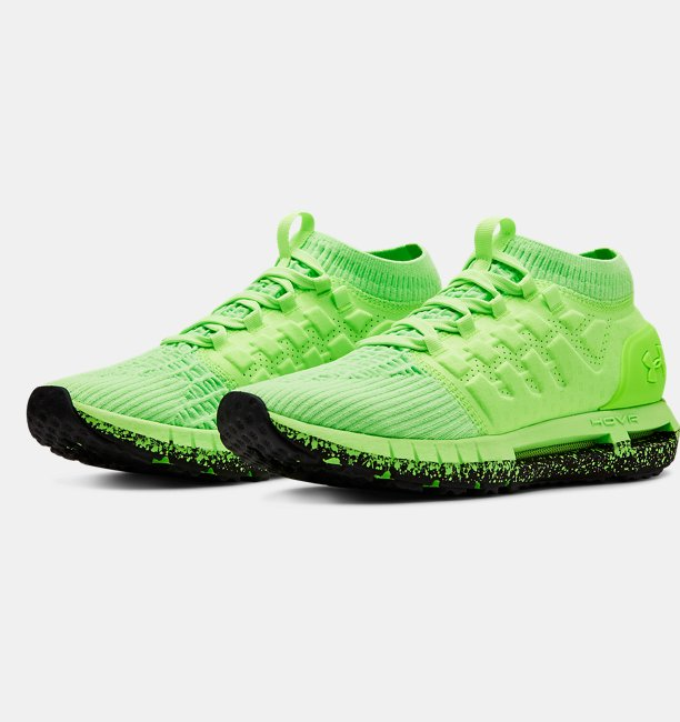 Mens UA HOVR™ Phantom HIGHLIGHTER Running Shoes