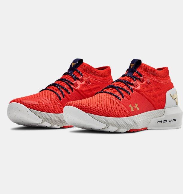 Sepatu Olahraga UA Project Rock 2 untuk Wanita