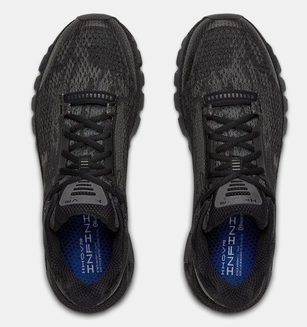 Mens UA HOVR™ Infinite Camo Running Shoes