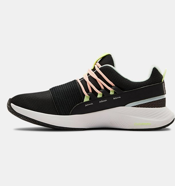 Womens UA Charged Breathe LACE Sportstyle Shoes