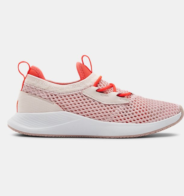 Womens UA Charged Breathe SMRZD Sportstyle Shoes