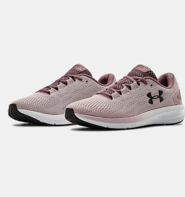 Womens UA Charged Pursuit 2 Running Shoes
