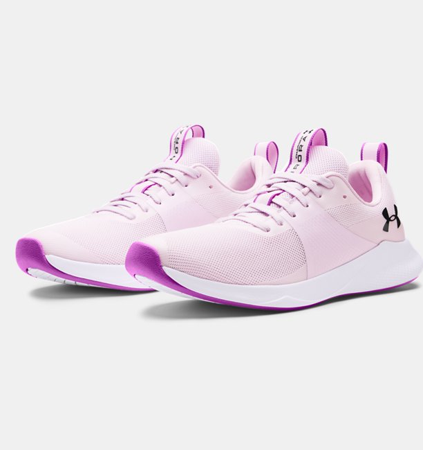 Womens UA Charged Aurora Training Shoes