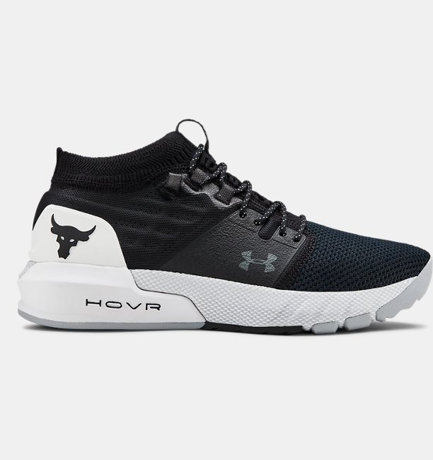 Grade School UA Project Rock 2 Training Shoes