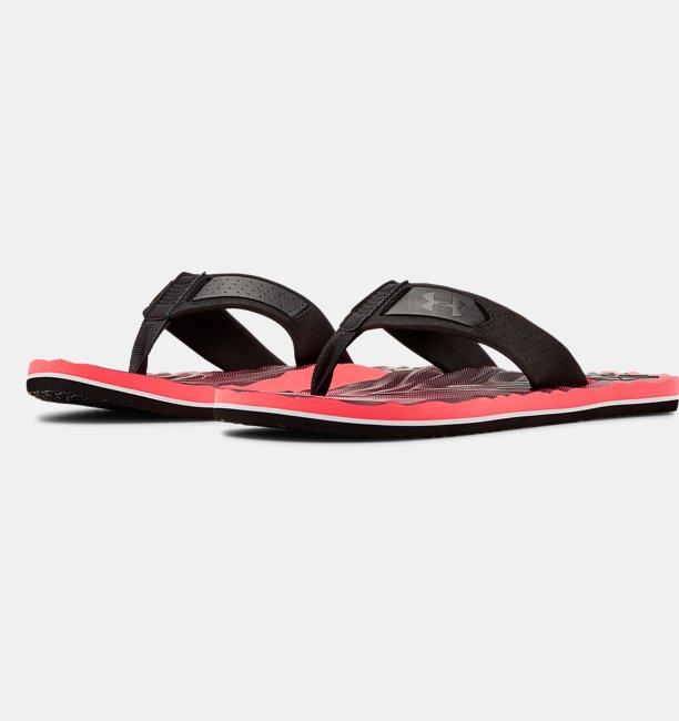 Mens UA Marathon Key IV Sandals