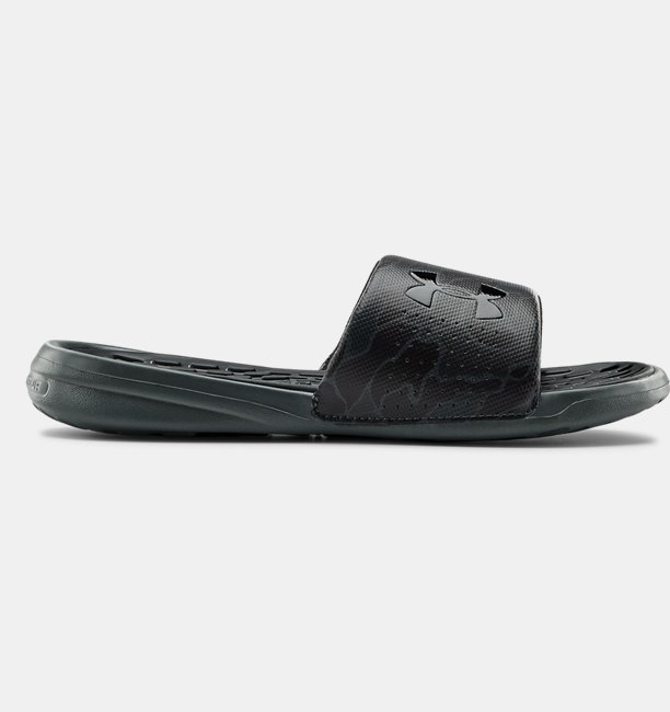 Mens UA Playmaker Diverge Slides