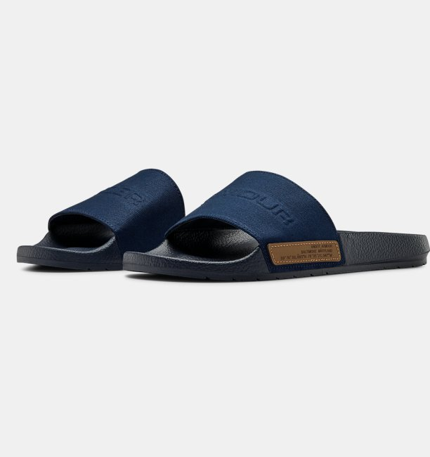 Unisex UA Core Remix Canvas Slides