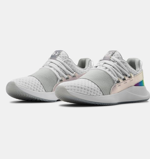 Womens UA Charged Breathe Iridescent Shoes