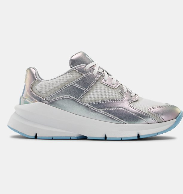 Womens UA Forge 96 HL Iridescent Shoes