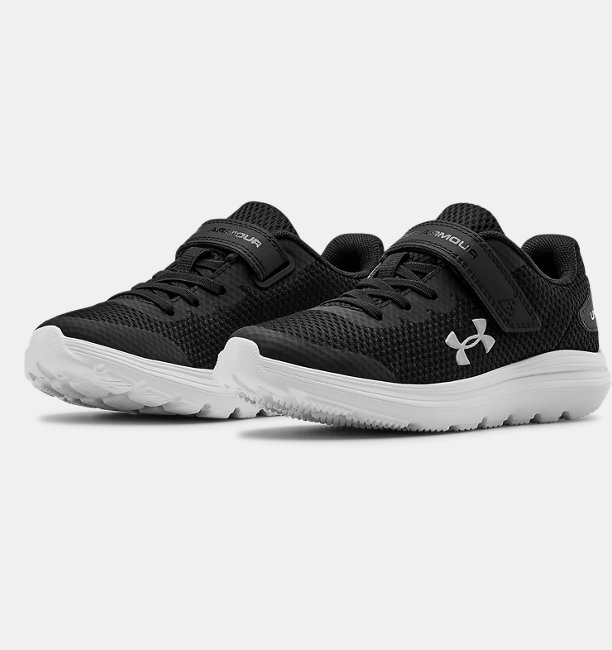 Es Ministerio paleta  Pre-School UA Surge 2 AC Running Shoes | Under Armour AT